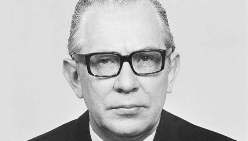 Kai Uwe von Hassel Haus Portrait
